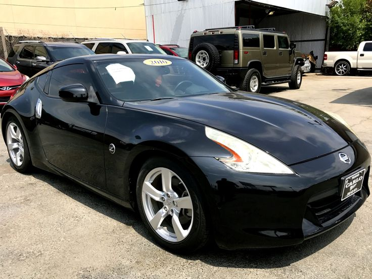 AVAILABLE NOW AND ON SALE THIS WEEKEND  2010 NISSAN 370Z 3.7L V6 WITH LESS THAN 30K MILES!  CALL OR TEXT TODAY 210-239-3779
