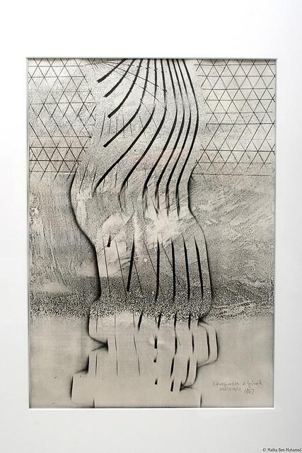 Bruno Munari's Original Xerographies ca. 1967.