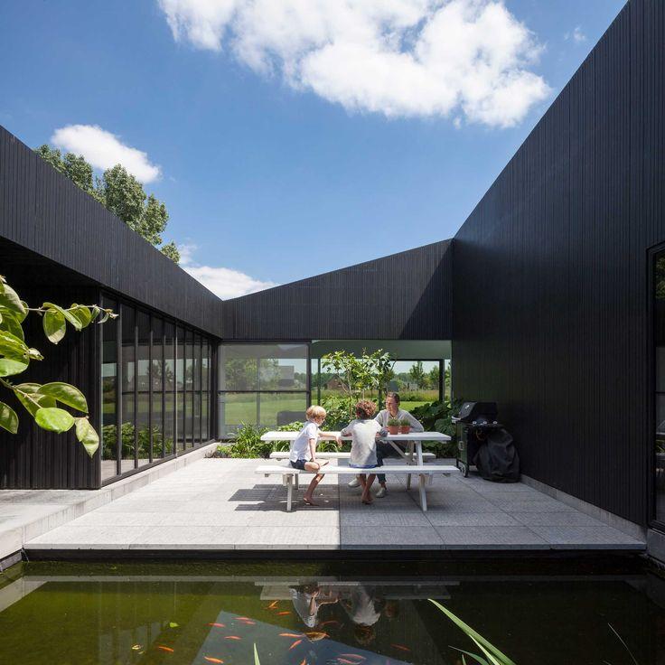 Vrijstaande woning met binnentuin eigen huis interieur for Eigen huis en interieur aanbieding