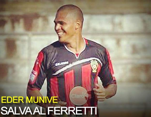 Munive Salv� Al Ferretti