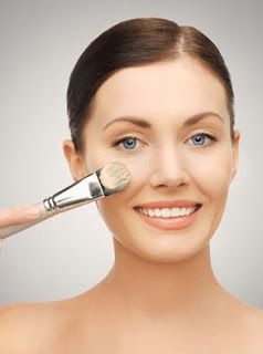 Como aplicar base de maquillaje ~ Manoslindas.com