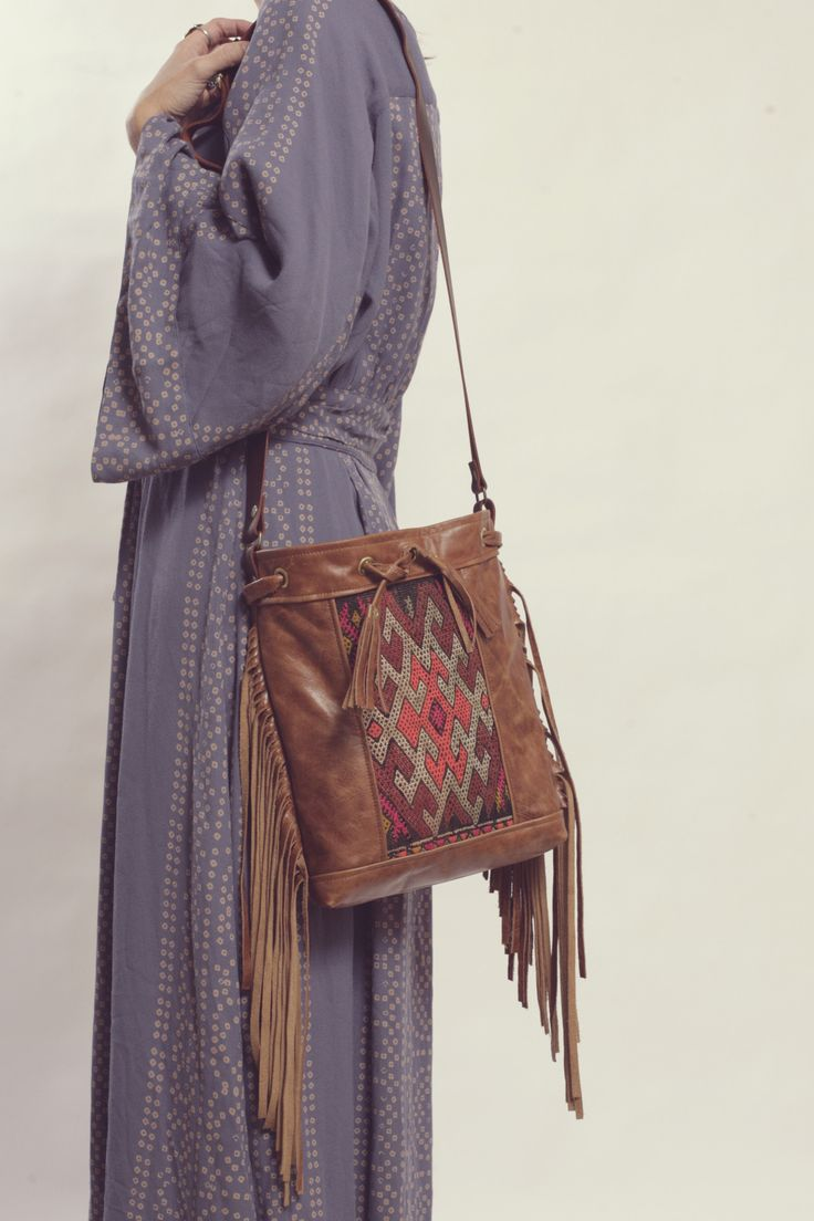 Marrakech Festival Fringe Bag