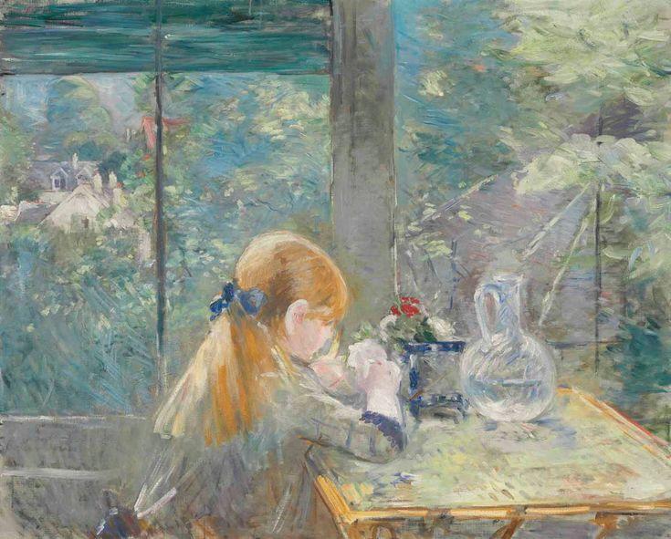 Идеи на тему «Berthe Morisot» (64) | берта моризо, импрессионизм,  импрессионист