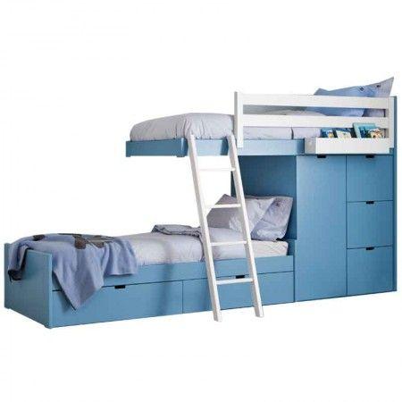 letto_a_castello_con_armadio_cassettiera_asoral_le_civette_sul_como