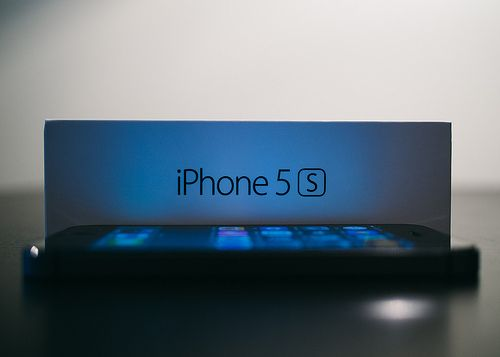 iPhone 5s by shawnblanc, via Flickr