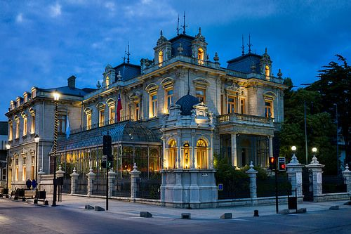 Palacio Sara Braun, Punta Arenas, Magallanes y Antartica Chilena, Patagonia, Chile - DSC00495