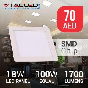 Durable & high quality #VTAC #LED #Panels at affordable prices is our mission. Offering longevity and good impression