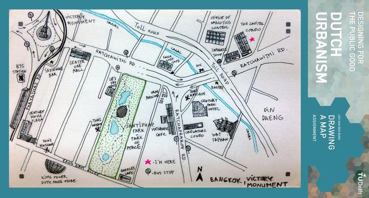 WEEK 1: Bangkok Mental Map. Hi, My name is Zhenya and I am an Architect from Bangkok or Krung Thep Mahanakhon Amon Rattanakosin Mahinthara Ayuthaya Mahadilok Phop Noppharat Ratchathani Burirom Udomratchaniwet Mahasathan Amon Piman Awatan Sathit Sakkathattiya Witsanukam Prasit =)