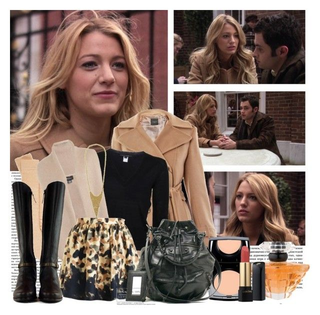 """School Lies - s01e12 - Serena"" by thegossiplook ❤ liked on Polyvore featuring Weekend Max Mara, Marc Jacobs, Jack Wills, CO-OP Barneys New York, Opening Ceremony, Proenza Schouler, Lancôme, Balenciaga, Arielle De Pinto and gossip girl"