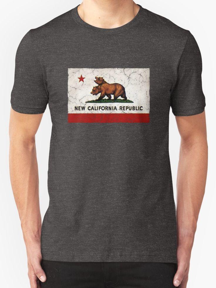 New California Republic Flag by jairusw