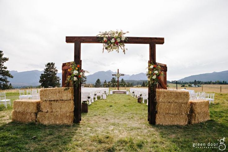 Corinne + John - Darby, MT | Montana Wedding and Event Planning