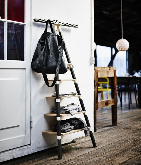 Wall shelf by Japanese designer Keiji Ashizawa. Ikea targets space-poor hipsters with PS 2014 collection