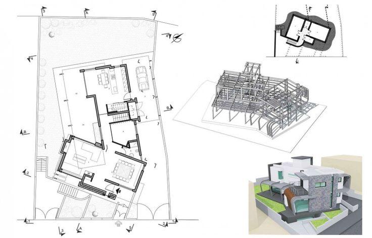 15 best FLOOR PLAN images – Greek House Designs Floor Plans