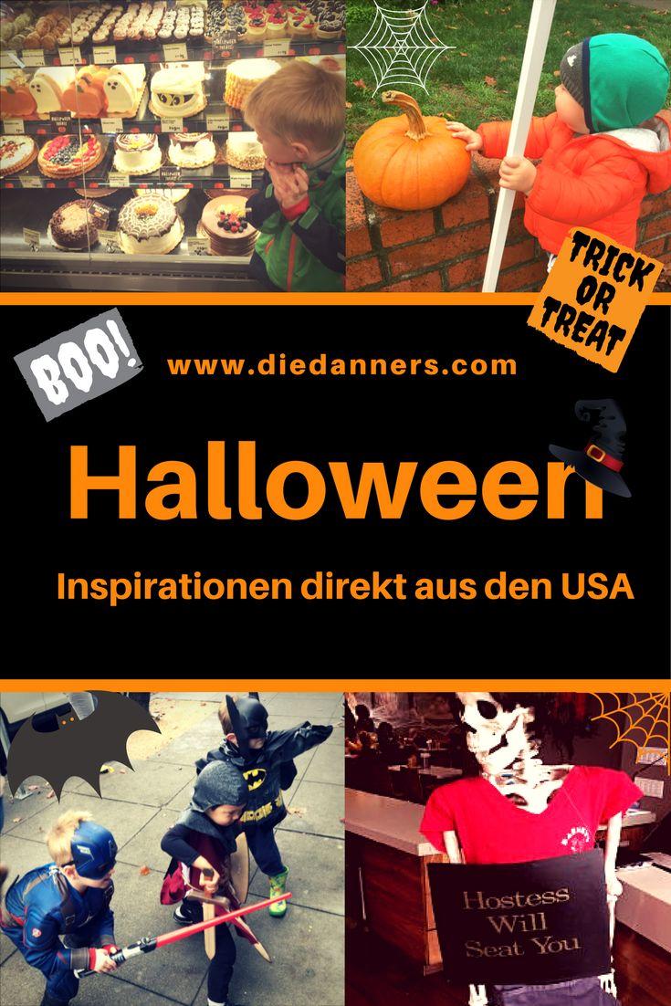 Halloween - wir waren dort wo es herkommt - in Amerika: Inspirationen, Bilder, Lustiges und Erstaunliches. Wie das Fest der Spinnen, Geister, Gespenster mit Kindern und Eltern in den USA gefeiert wird, lest ihr jetzt am Blog - mit ganz vielen Fotos.