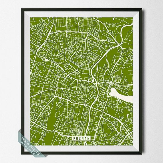 Poznan Print Poland Poster Poznan Poster Poznan Map by VocaPrints. - Prices start from $9.90 Shipping Worldwide! #vocaprints #wallart #walldecor #homedecor #decor #art #christmasgift #giftforher #giftforhim #mothersdaygift #fathersdaygift #babygift #poster #print #nurseryart #nurserydecor #holidaygift #giftidea #officedecor #babyshowergift #map #streetmap #mapart