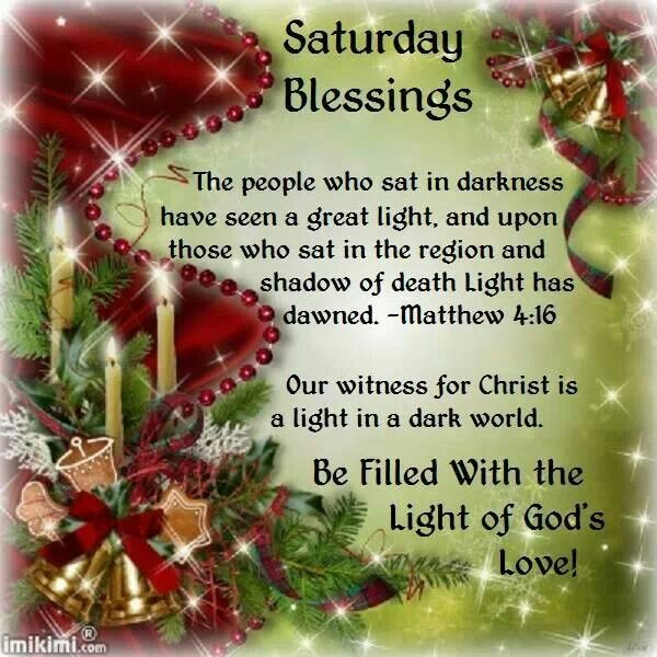 Morning Blessing Quote: Saturday Morning Blessing Quotes. QuotesGram