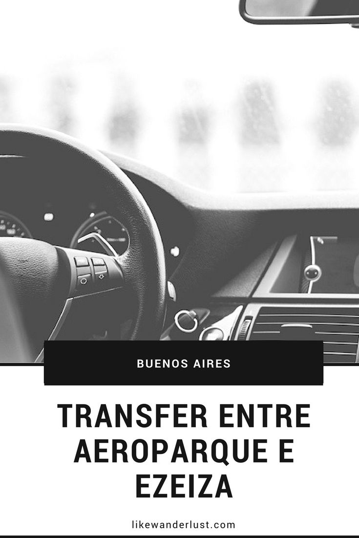 Fazer um transfer entre Aeroparque e Ezeiza pode parecer um trabalhão, mas na verdade é bem simples. Confira aqui as dicas para não perder seu voo em Buenos Aires.