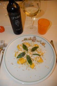 Un piatto e un vino per l'estate 2013 della riviera friulana: un primo della tradizione terraferma   BLU