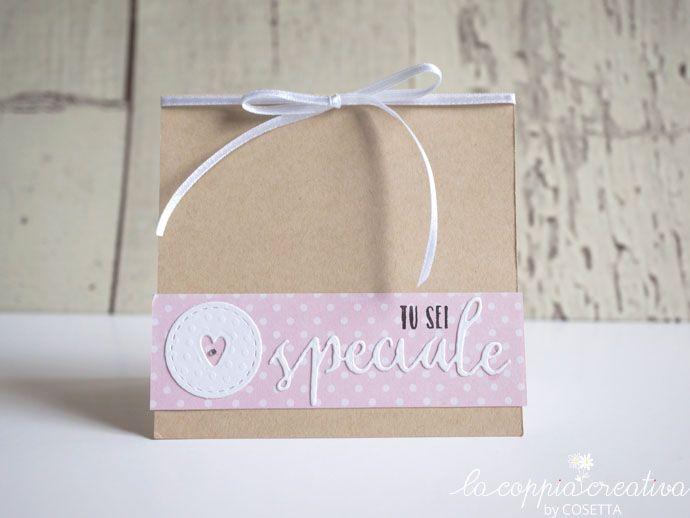 Una card pop up - La Coppia Creativa