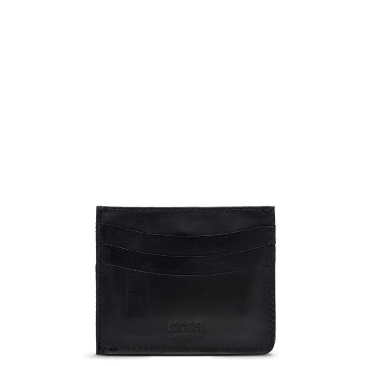 Wallets and Card Holders CH 27 Black - m0851