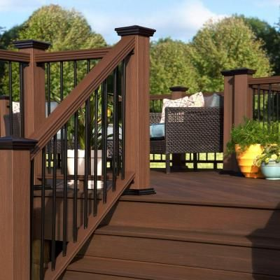 25 best ideas about composite decking on pinterest wood deck designs patio deck designs and. Black Bedroom Furniture Sets. Home Design Ideas