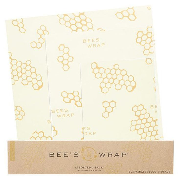 Bees wrap herbruikbaar S M L XL Bees Wrap