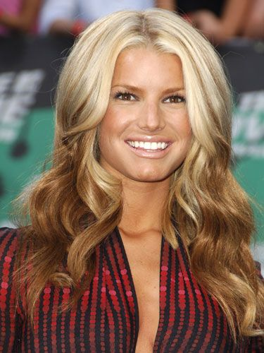 reverse ombre: Hair Ideas, Hairstyles, Jessica Simpson, Reverse Ombré, Hair Styles, Haircolor, Beauty, Hair Color, Reverse Ombre