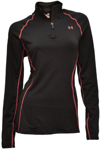 Under Armour Women's EVO ColdGear Quarter Zip « Clothing Adds Anytime