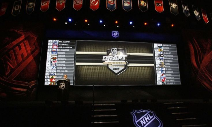 2018 NHL Draft | Another year of the defenseman? = Thirteen of the 30 players selected in the first round of the 2012 NHL Entry Draft were defensemen— almost half the round. The last time that many defensemen were taken in Round 1? 1996. With 13.....