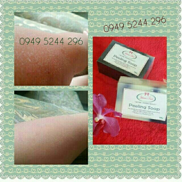 Check out Peeling Soap for ₱ 90.00. Get it on Shopee now! http://shopee.ph/julianastouchskincare/2533069 #ShopeePH