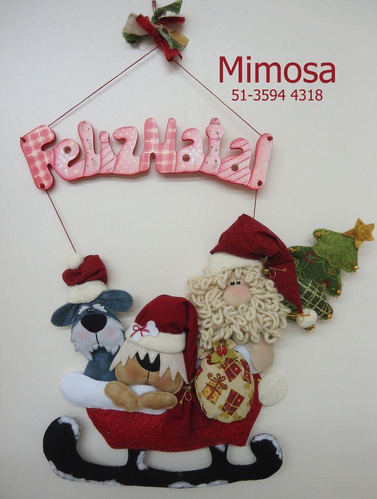 Projeto Trenó Papai Noel e Amigos