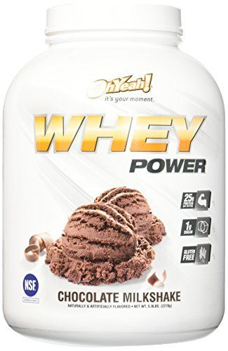 ISS Research Oh Yeah Whey Power Powder, Chocolate, 5 Pound //Price: $57.99 & FREE Shipping //     #hashtag2