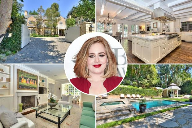 Step Inside Adele's New $9.5 Million Beverly Hills Mansion