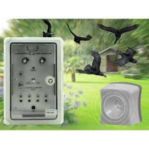 Ultrasonik Kuş Kovucu Pro 5000