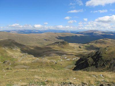 Transfăgărășean: Culorile toamnei alpine