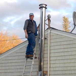 Exterior Chimney Flues Pictures Google Search Wood