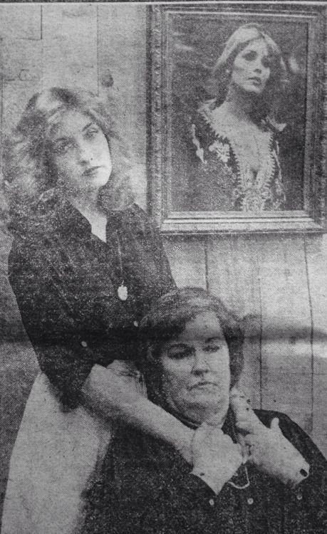 Patti Tate and Doris Tate- Sister and Mother of Sharon Tate