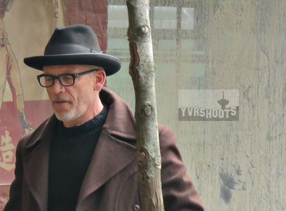 """Callum Keith Rennie as Gary Connell in Amazon's """"The Man in the High Castle"""" (loosely based on the novel of the same name by. Philip K. Dick)"""