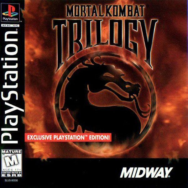 Mortal Kombat Trilogy [NTSC-U]