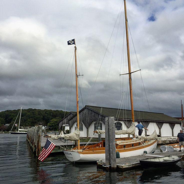 A sail on Aïda | Schooner Chandlery