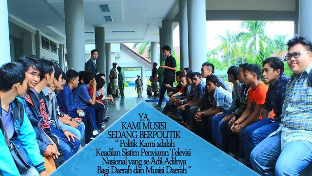 Gerakan KEadilan Penyiaran Bangka Belitung