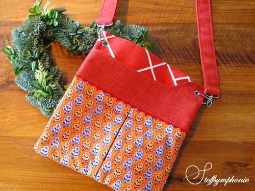 "A ""polly"" bag for myself"