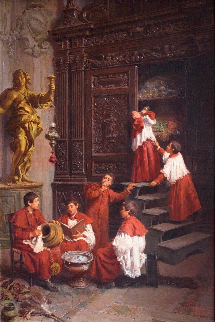 Francesco Bergamini (1815-1883) —  (735x1100)