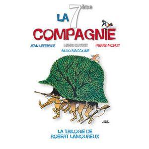 La 7ème Compagnie : la trilogie par Gaumont S.A.