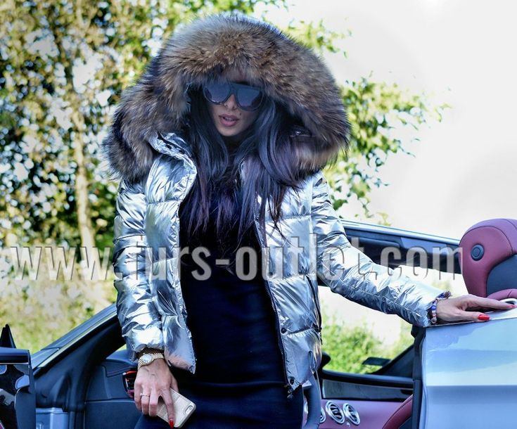 american parka with fur - silver jacket with fur 2017/2018