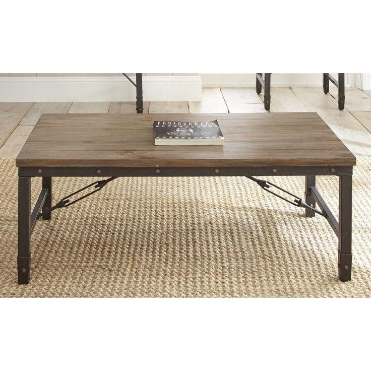 Jarno Coffee Table by Greyson Living (Jarno Coffee Table), Brown