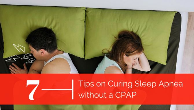 Sleep Apnea is a sleep disorder in which the diagnosed person has one or more pauses in breathing during the sleep.Learn how you can cure it without CPAP.