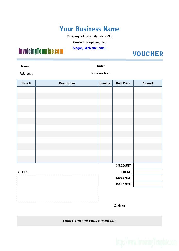 25+ ide Receipt template unik di Pinterest - petty cash voucher template