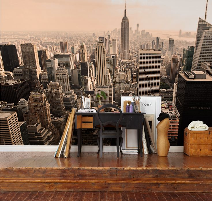 Utsikt over Manhattan fra Rockefeller Center, en klassiker som aldri går av moten
