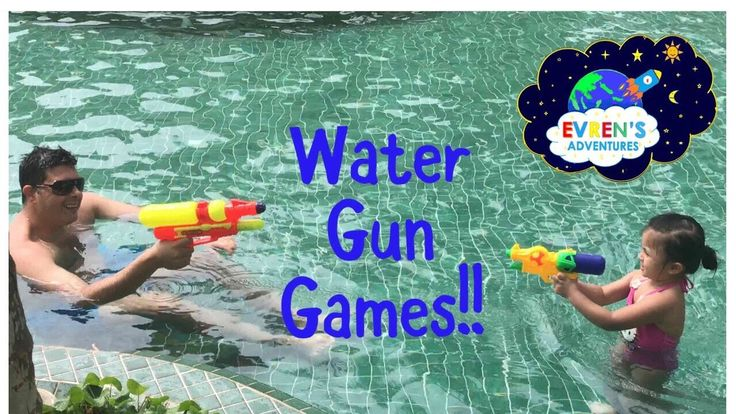 FAMILY FUN WATER GUN GAMES! Kid Playtime at the Pool Water Gun Fight Kids Playing with Toys Family Fun Vacation Trip Evren Adventures. Evren and Daddy had a lots of fun time playing in the pool. It's such a fun games for kids and a great way to cool off in Vietnam hot summer day! After having fun at the pool, we went to Vietnam Baskin Robbins Ice cream. It's amazing that they offer a lot of awesome ice cream flavors and great food menu.Great video for Kids and for families traveling with…